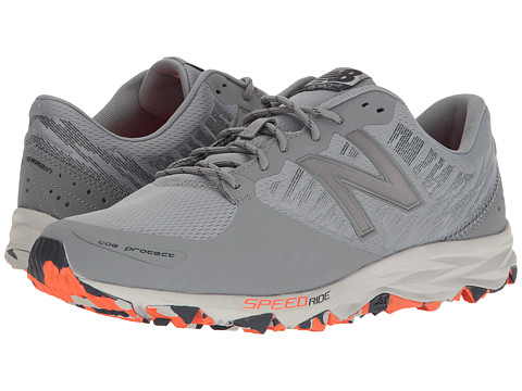 New Balance T690v2 Speed Ride - Gunmetal/Outerspace/Alpha Orange