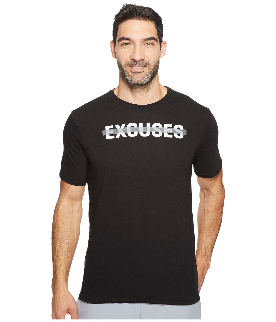 PUMA No Excuses Tee (PUMA Black/White) Men