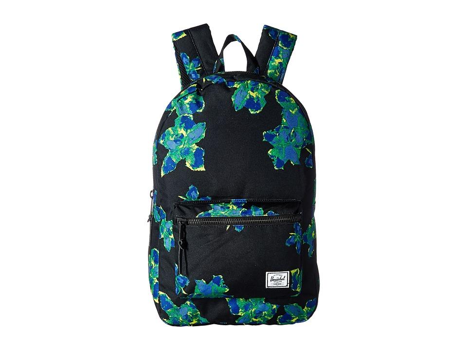 Herschel Supply Co. Settlement (Neon Floral) Backpack Bags