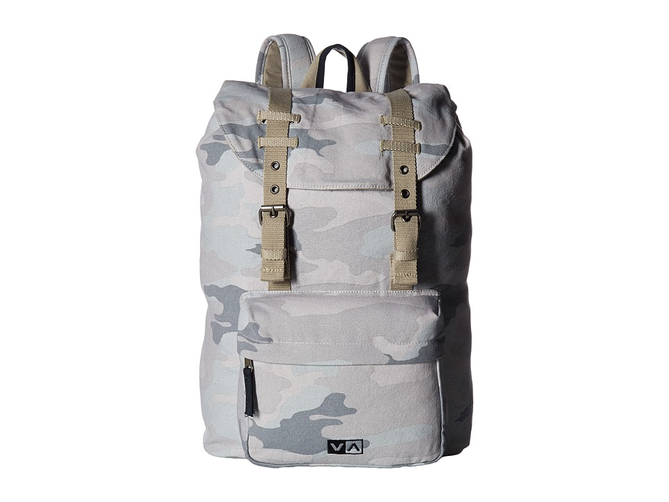 RVCA Echoes Backpack (Camo) Backpack Bags