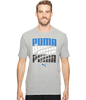 PUMA - Word Slash Tee
