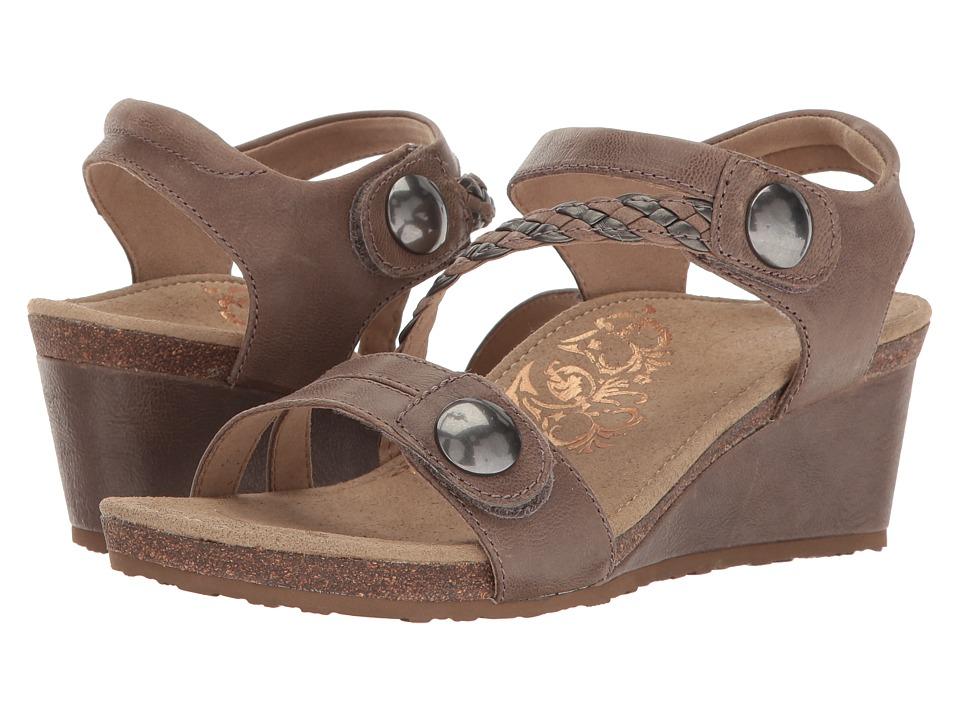 Aetrex - Naya Wedge Sandal