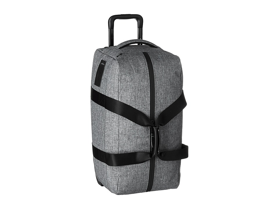 Herschel Supply Co. Wheelie Outfitter (Raven Crosshatch) Carry on Luggage