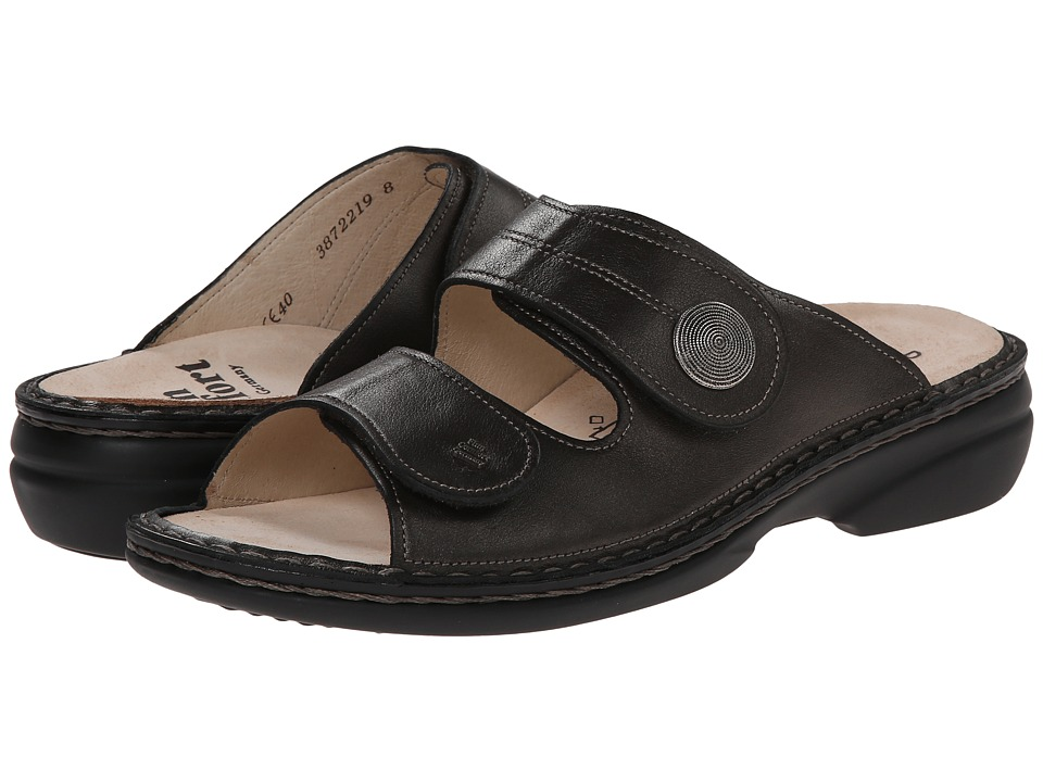 Finn Comfort Sansibar - 82550 (Cigar Luxory Leather) Women's Shoes