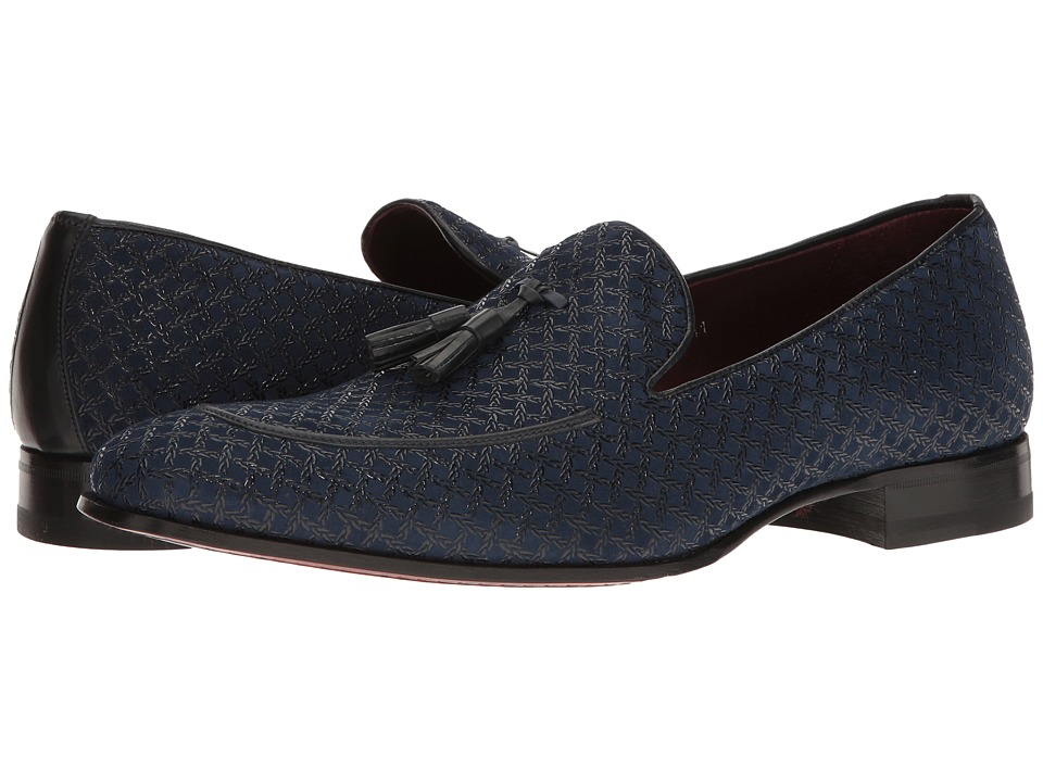 Mezlan - Carol (Blue) Mens Slip on  Shoes