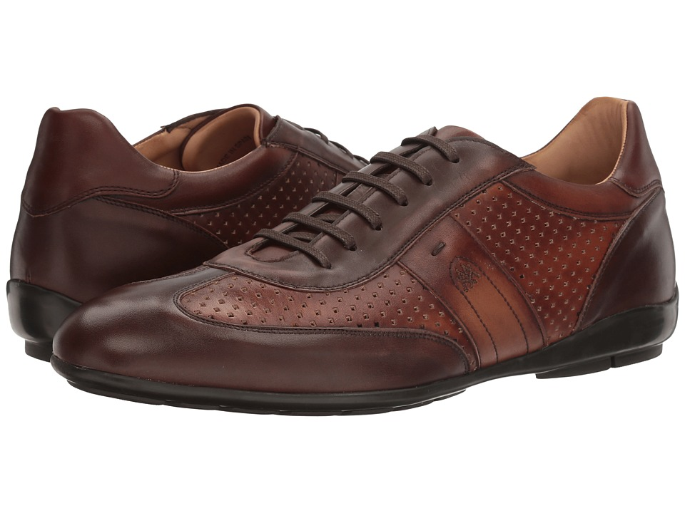 Mezlan Sagan (Dark Brown/Cognac) Men