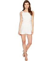 Adelyn Rae - Constance Woven Jacquard Romper