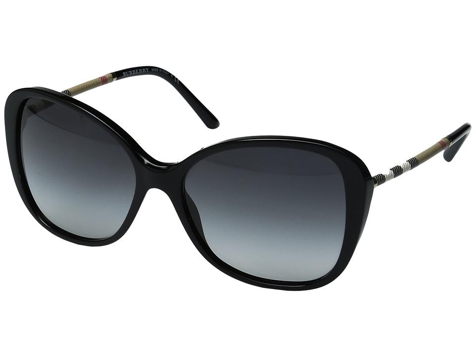 Burberry - 0BE4235Q (Black/Gray Gradient) Fashion Sunglasses
