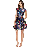 Ted Baker - Fluxam Folk Foliage Skater Dress