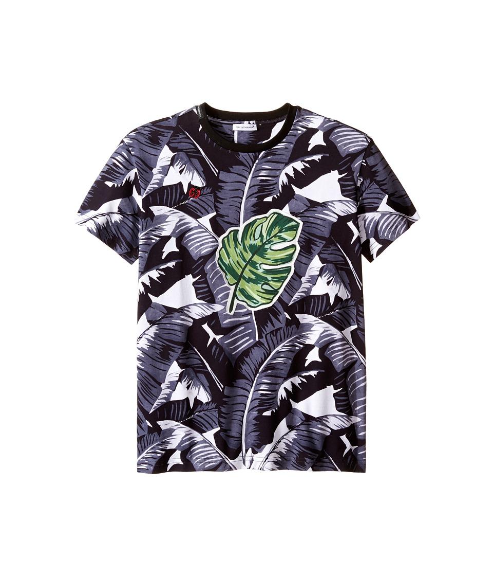 Dolce & Gabbana Kids - Banana Leaf T