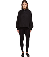 Y's by Yohji Yamamoto - Double Big Button Up Long Sleeve Woven