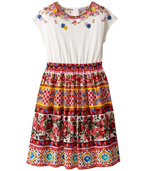 Dolce & Gabbana Kids Mambo Dress (Big Kids)