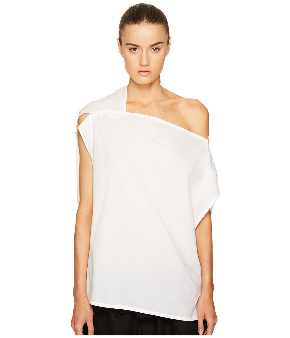 Y's by Yohji Yamamoto - Y-Square Blouse