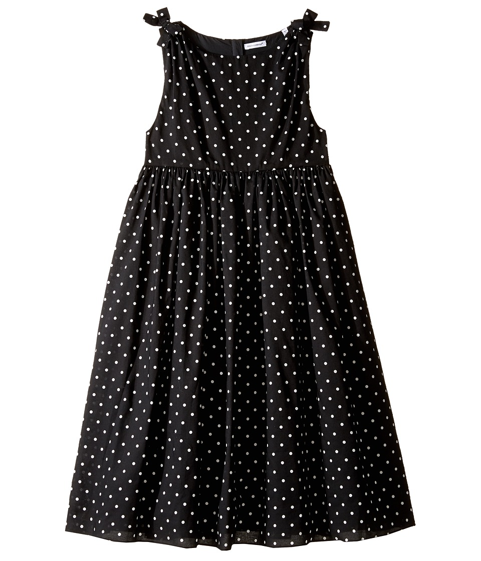 Dolce & Gabbana Kids - Tropical City Dot Dress