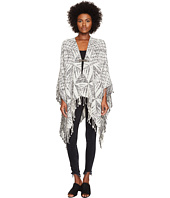 The Kooples - Poncho with Jewel Detail