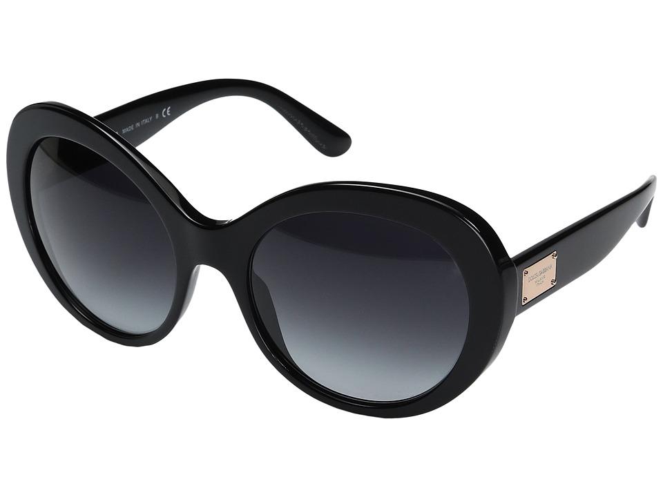 Dolce & Gabbana DG4295 (Black/Grey Gradient) Fashion Sung...