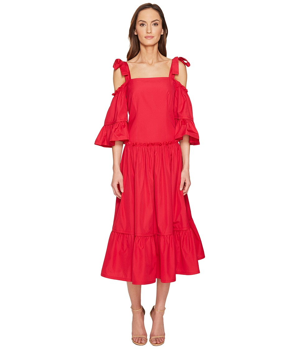 Alberta Ferretti Alberta Ferretti - Cold Shoulder Dress