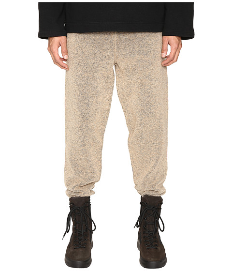 adidas Originals by Kanye West YEEZY SEASON 1 Knit Pants - Brown