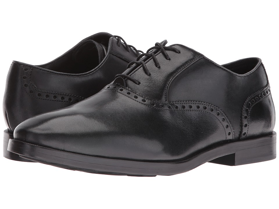 Cole Haan - Hamilton Grand Plain (Black) Mens Shoes