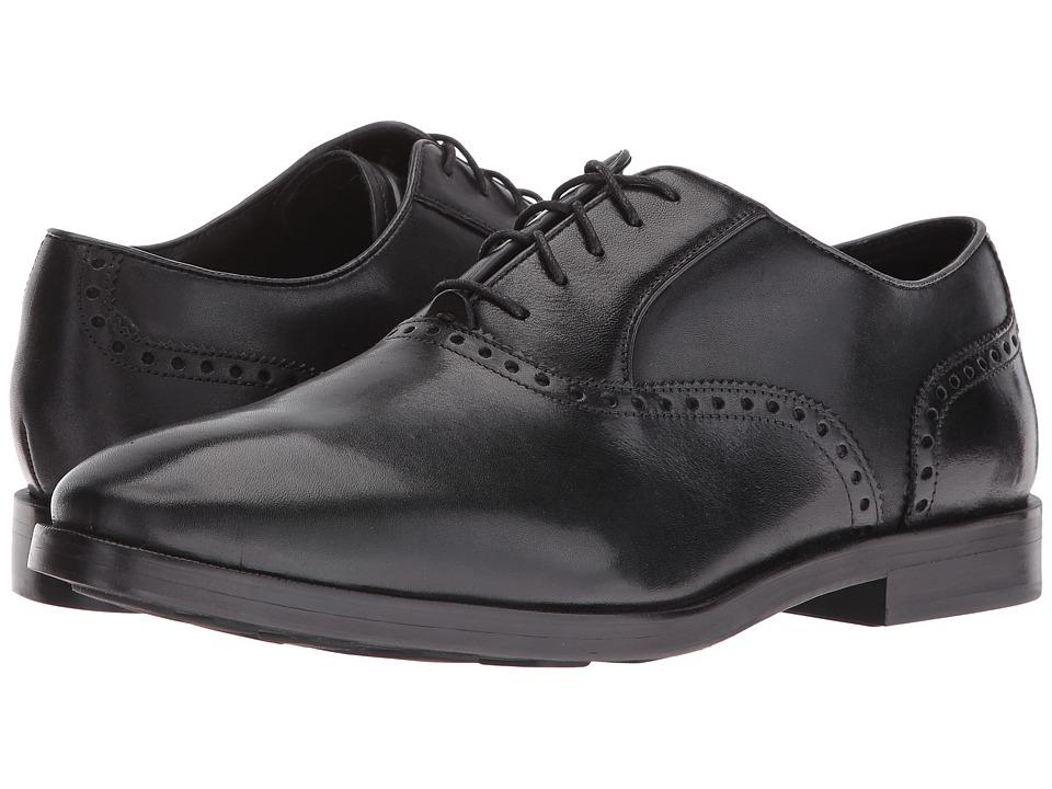Cole Haan - Hamilton Grand Plain (Black) Men's Shoes