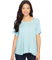 Nally & Millie - Elbow Sleeve Raglan Top