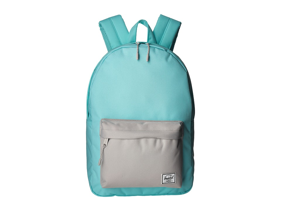 Herschel Supply Co. Classic Mid-Volume (Blue Tint/Glacier Grey) Backpack Bags