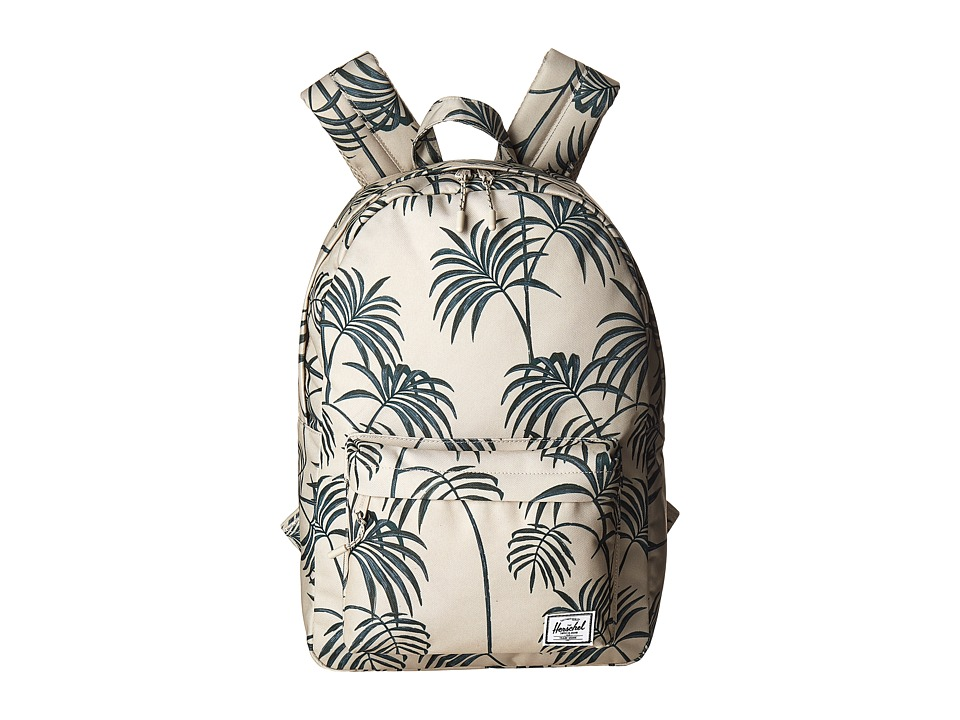 Herschel Supply Co. Classic Mid-Volume (Pelican Palm) Backpack Bags