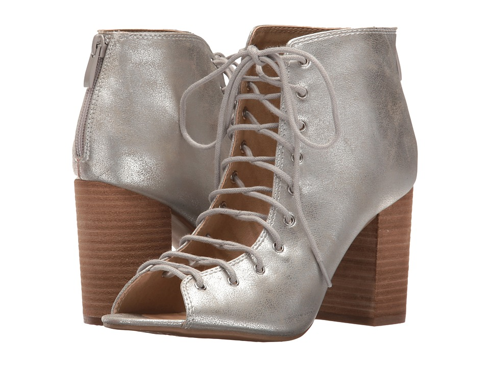 Chinese Laundry Beckie (Silver) High Heels