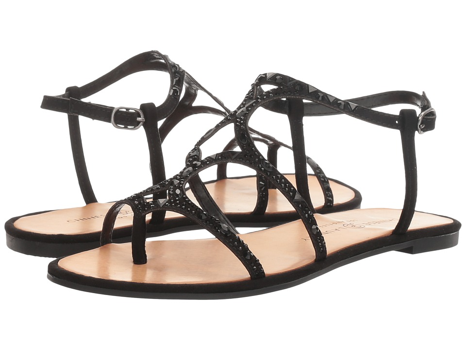 Chinese Laundry - Genevieve (Black) Womens Sandals