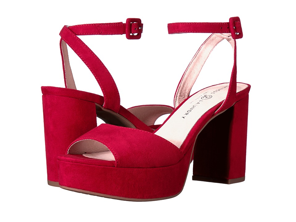 Chinese Laundry Theresa (Lollipop Red) High Heels