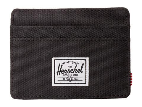 Herschel Supply Co. Charlie RFID - Black