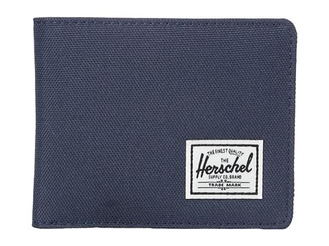 Herschel Supply Co. Roy RFID - Navy/Red