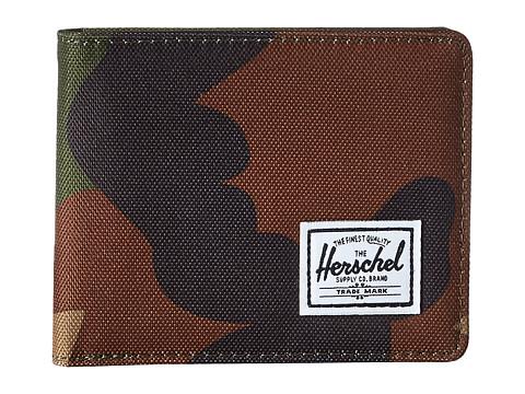 Herschel Supply Co. Roy RFID - Woodland Camo