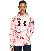 Under Armour - Camo Big Logo Hoodie