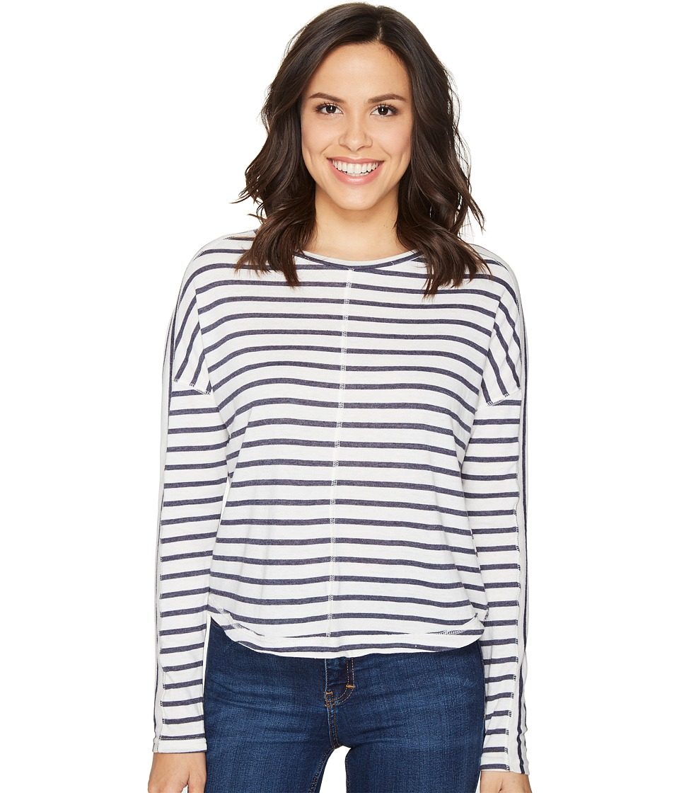 Alternative - Sunseeker Eco-Jersey Yarn-Dye Stripe Pullover