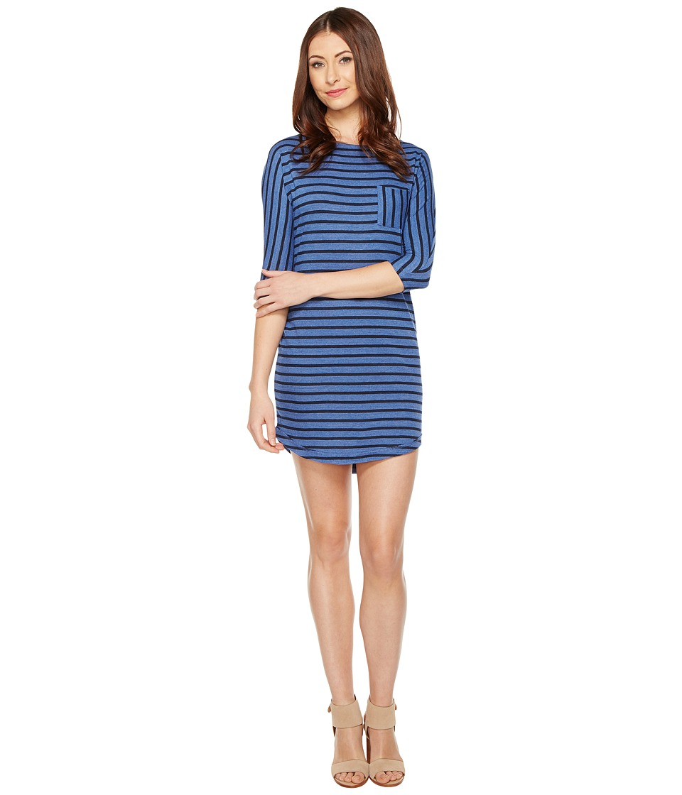 Alternative Alternative - Skipper Eco-Jersey Yarn Dye Stripe Dress
