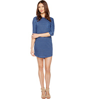 Alternative - Skipper Eco-Jersey Yarn Dye Stripe Dress