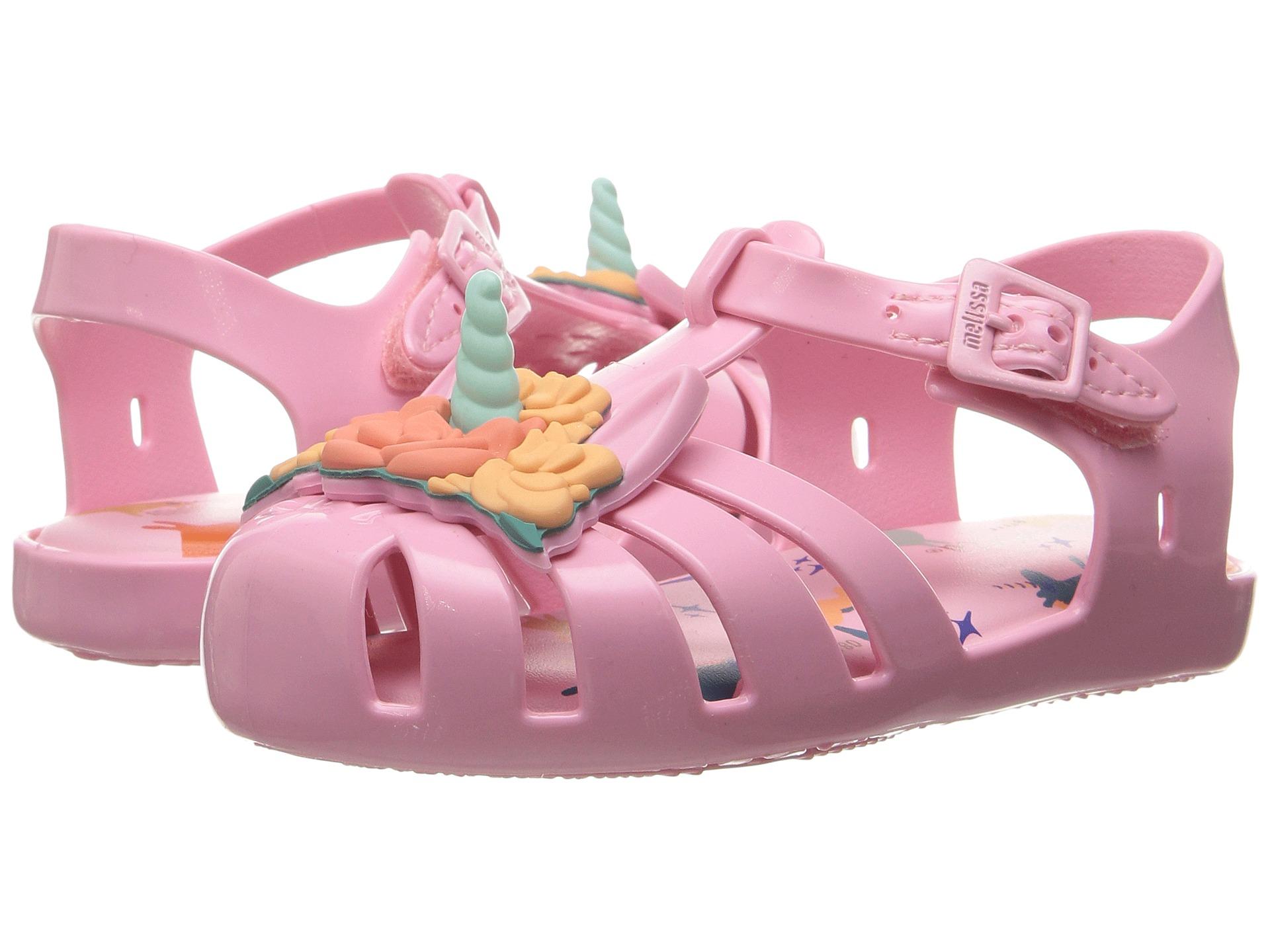 Mini Melissa Aranha Viii Toddler Pink
