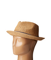 Original Penguin - Wide-Brim Straw Fedora