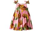 Dolce & Gabbana Kids - Tropical City Poplin Dress (Toddler/Little Kids)