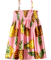 Dolce & Gabbana Kids - Tropical City Sleeveless Dress (Toddler/Little Kids)