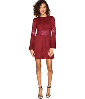 ROMEO & JULIET COUTURE - Suede Dress