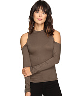 ROMEO & JULIET COUTURE - Cold Shoulder Top