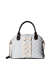 Betsey Johnson - Chic Dome Bow Satchel