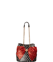 Betsey Johnson - Bow-Lesque Drawstring