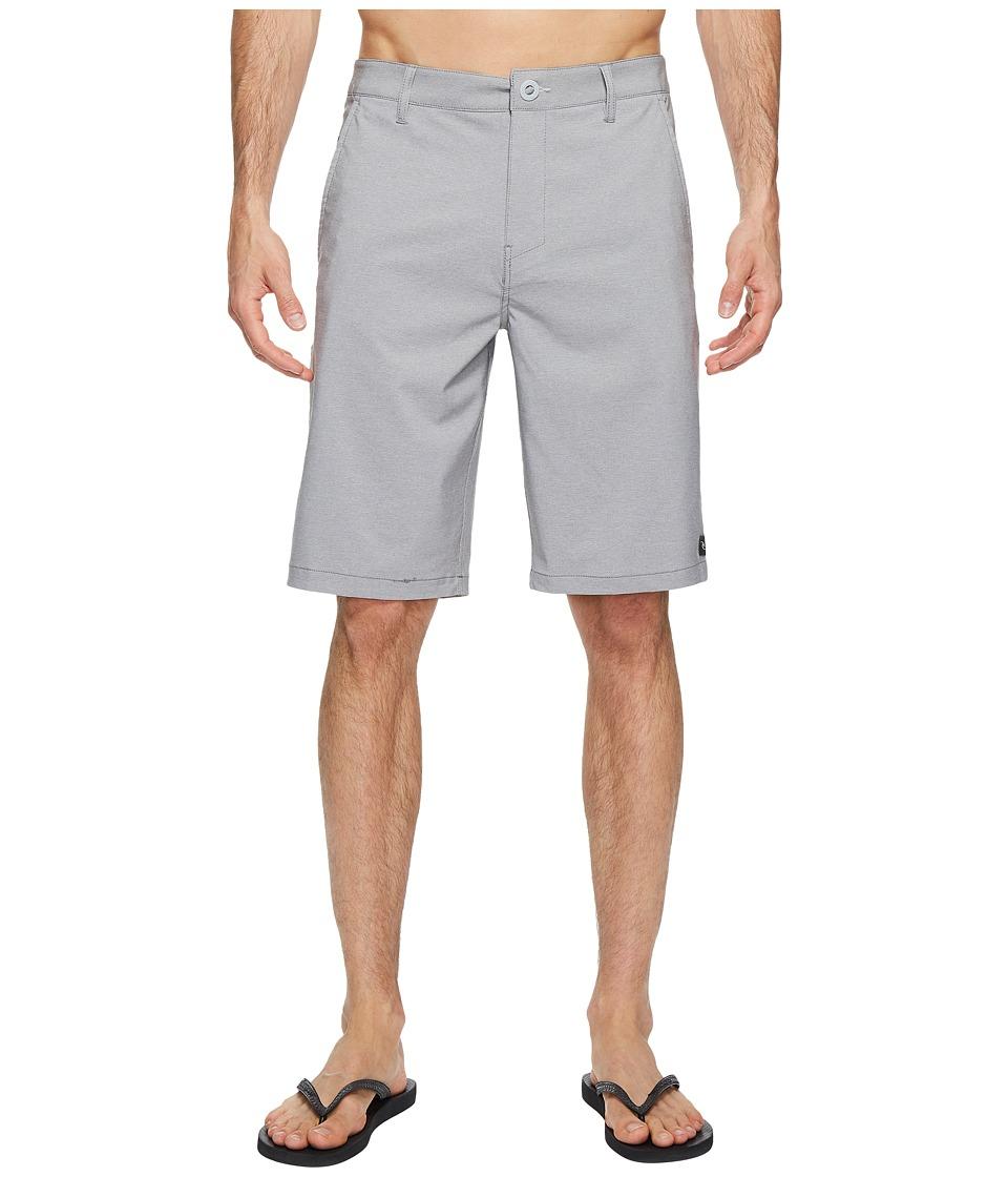 Rip Curl Mirage Phase Boardwalk Walkshorts (Medium Grey) Men