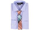 LAUREN Ralph Lauren LAUREN Ralph Lauren - Slim Fit Stretch Poplin Estate Spread Collar Dress Shirt