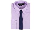 LAUREN Ralph Lauren LAUREN Ralph Lauren - Slim Fit Stretch Non Iron Pinpoint Button Down Dress Shirt