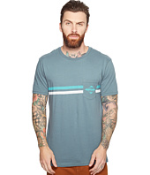 Rip Curl - Crossed Pocket Custom Tee
