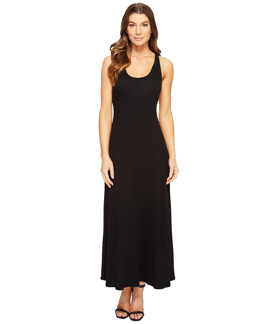 Rachel Pally Rib Marsellus Dress (Black) Women